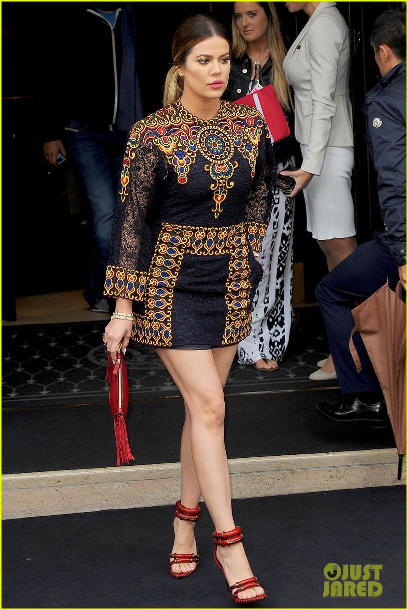 Kardashians In Paris Kim S Wedding Week Thestyleleech